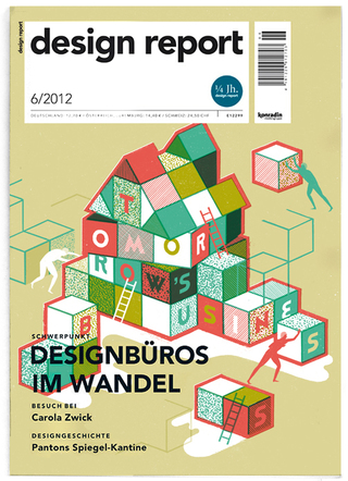 Cover Illustration for Design Report