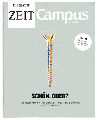 Cover for Zeit Campus