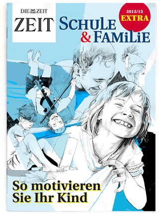 Cover Illustration for ZEIT Schule & Familie